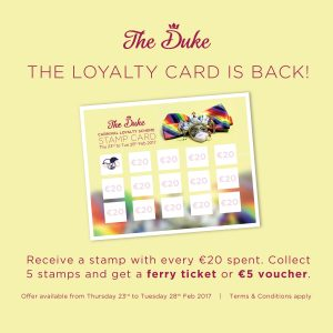 Loyalty Card Post