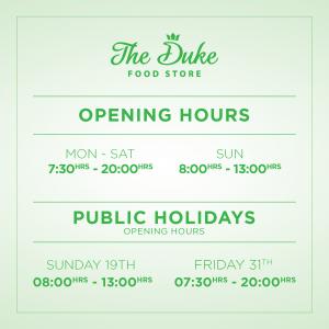 The Duke Foodstore