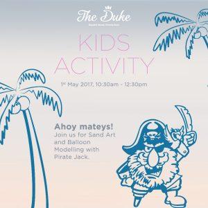 Kids Activity - 1st May